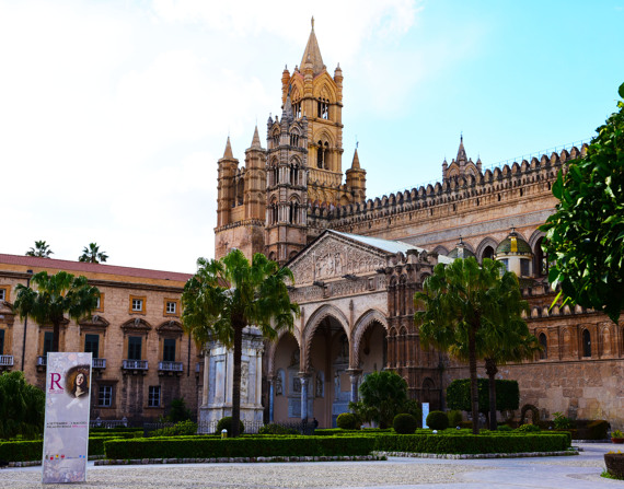 Must-see architectures in Palermo