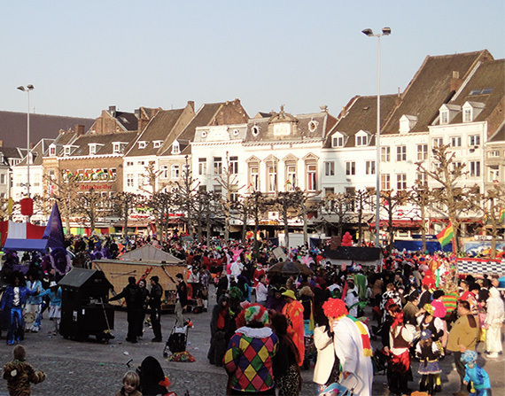 The Carnaval of the Netherlands