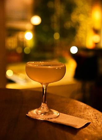 Drink Daiquiri do bar Boca de Ouro em São Paulo