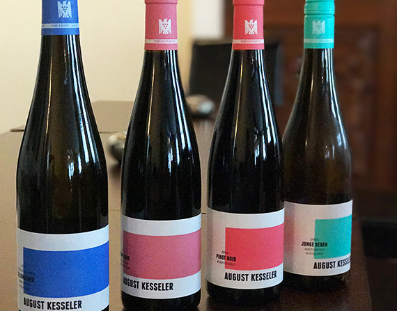 August Kesseler: Charming small wine production