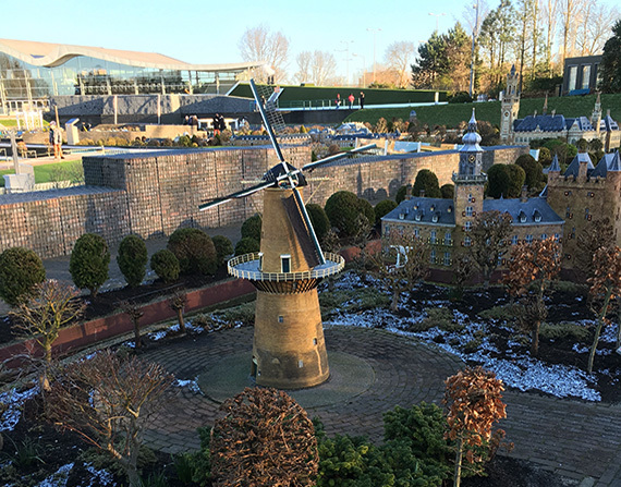 Madurodam: the miniature city