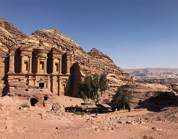 Petra: One of the Seven Wonders of the World