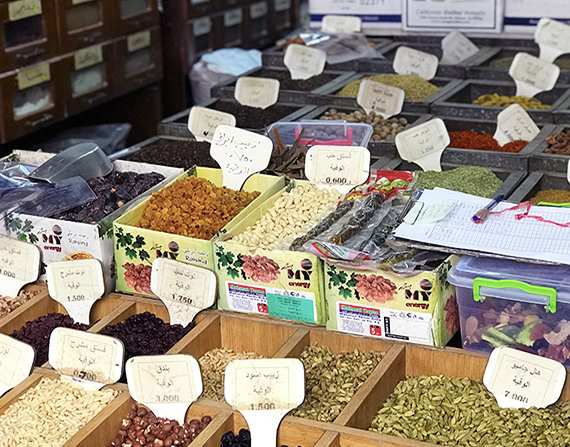 """Souks"": the must-see Arab street markets"