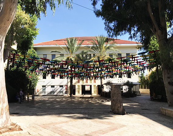 Neve Tzedek: a district everyone needs to know in Tel Aviv