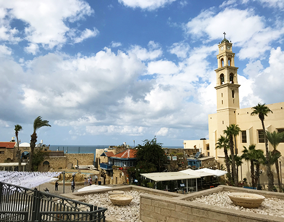 The vibrant and unforgettable Tel Aviv