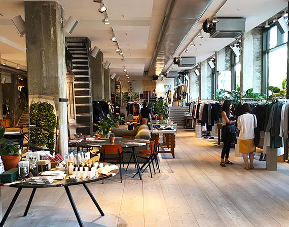 The Store: the coolest multibrand shop in Berlin
