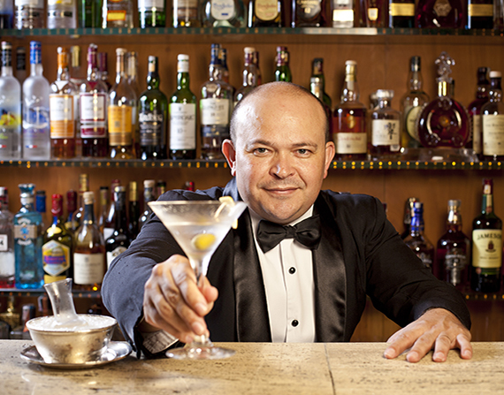 My Last Drink com o ilustre bartender Bolinha