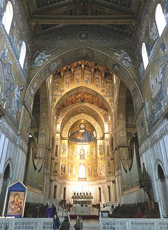 Cattedrale di Monreale in Sicily
