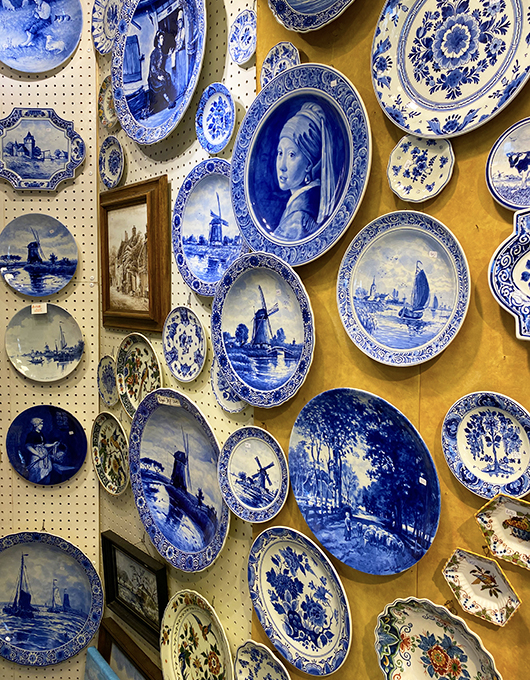 Delft Blue in the Netherlands