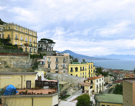 The irresistible allure of Napoli