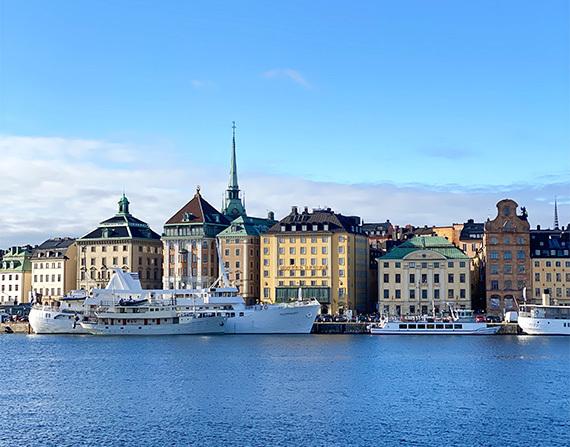 Estocolmo: onde heranças de cultura e realeza se integram a um estilo de vida moderno e despretensioso