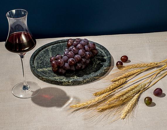Saudades do meu parceiro de vinho